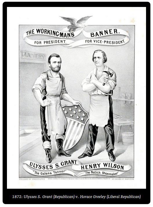 Presidential Campaign Posters: 200 Years of Election Art