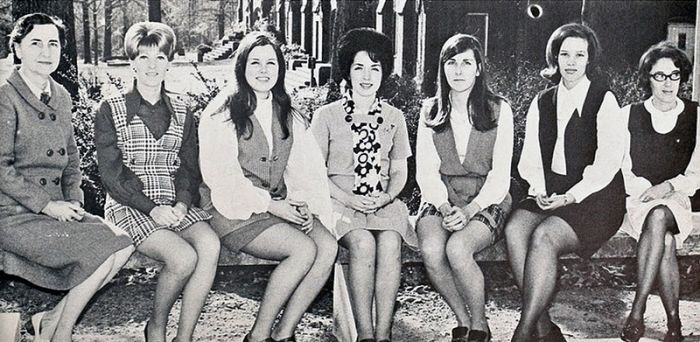 Miniskirts of the Past