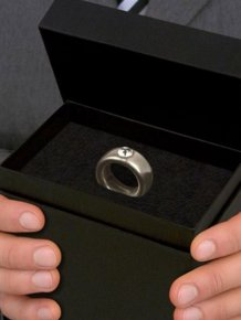 Engagement Ring? No, It's Not