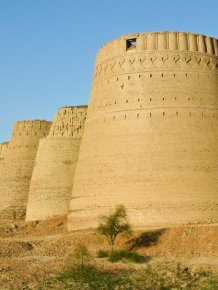 Fort Deravar in Pakistan