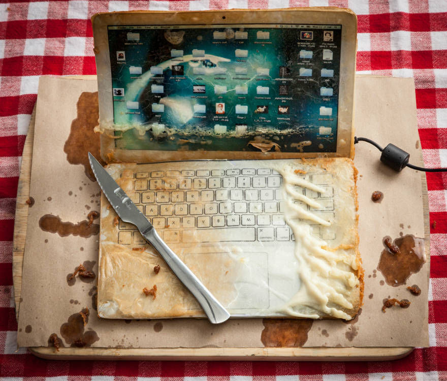 What If You Deep Fried Your Gadgets?