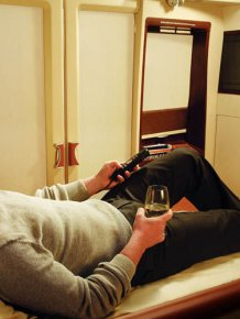 Singapore Airlines' Private Suites