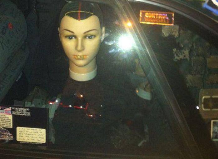 Dentist Car