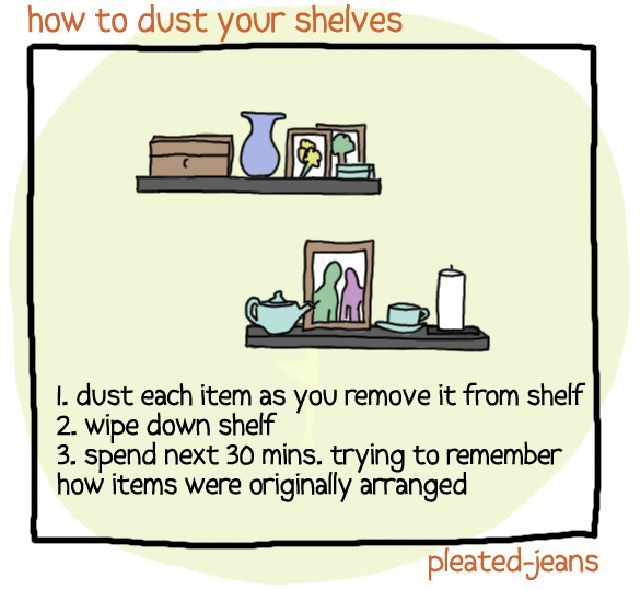Proper Directions for Cleaning Your House
