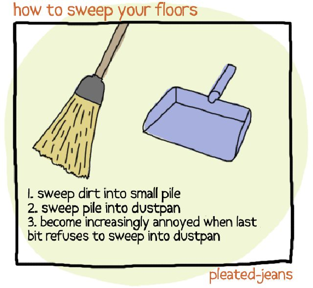 House Cleaning: Funny Easy And Quick House Cleaning Tips