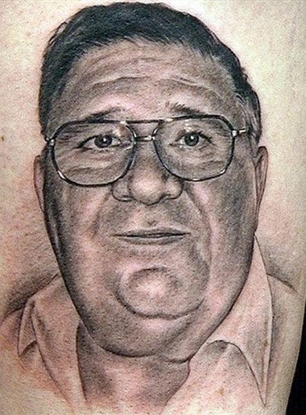 The Worst Examples of Portrait Tattoos