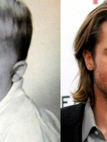 Childhood Photos of Male Celebrities