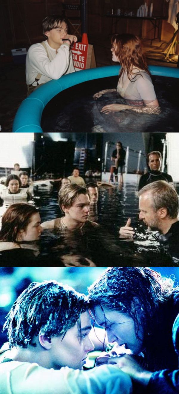 Set Photos That Will Change How You See These Movies