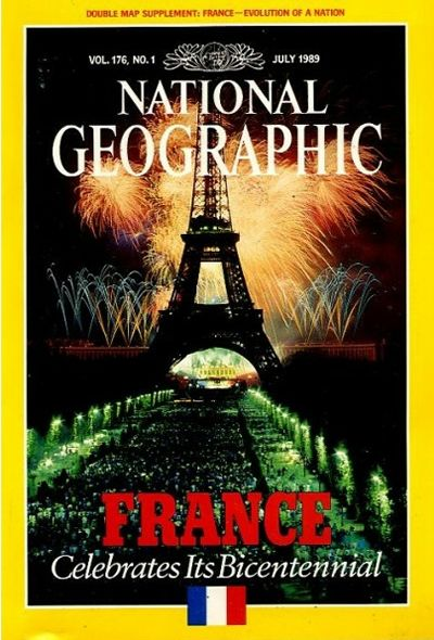 National Geographic Covers