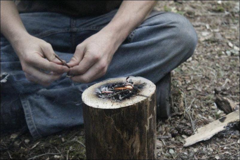 DIY Wooden Jar