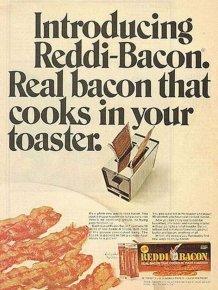 Eating Bacon In Creative Ways