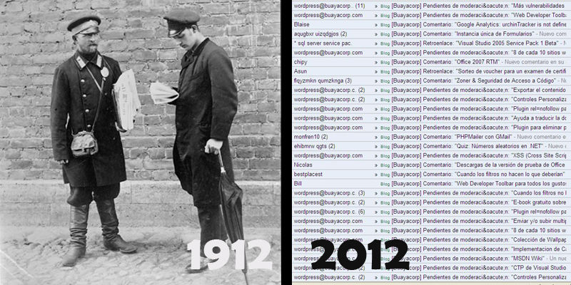 What A Difference 100 Years Makes