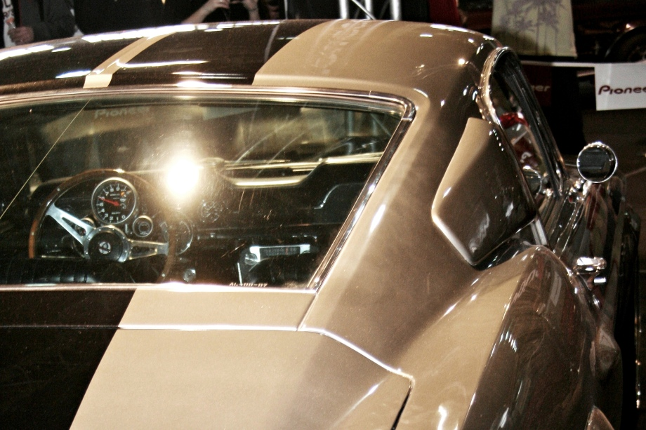 Eleanor - Mustang Shelby gt500, part 2
