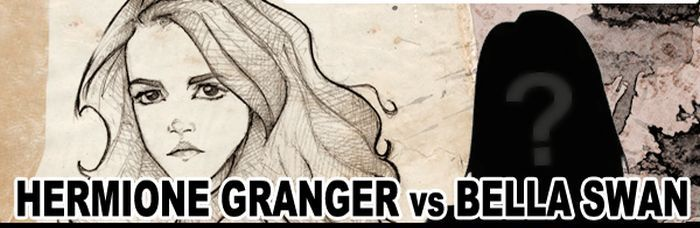 Hermione Granger Vs Bella Swan