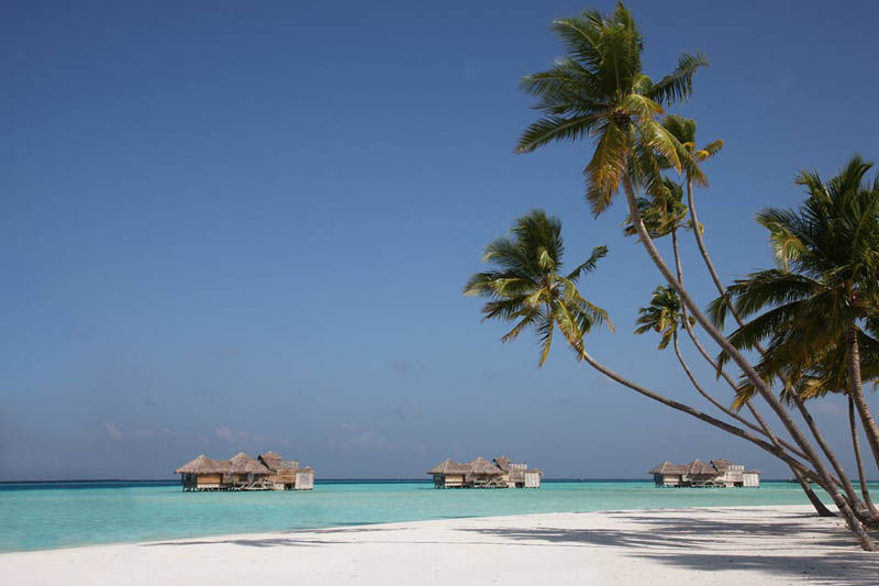 Gorgeous Stilt Houses of the Soneva Gili Maldives Resort