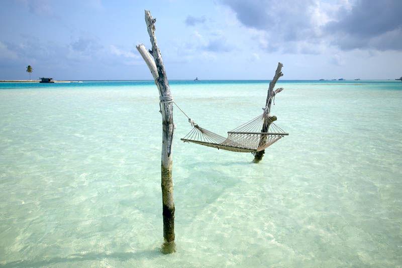 Gorgeous Stilt Houses of the Soneva Gili Maldives Resort