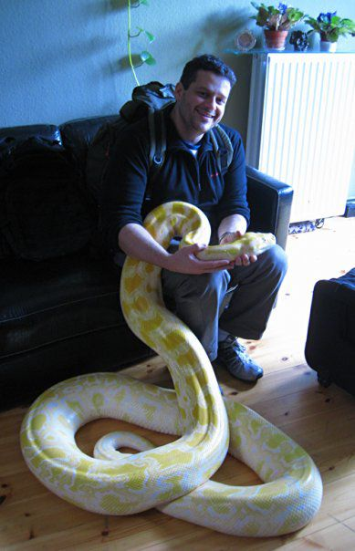 Would You Want This Pet?