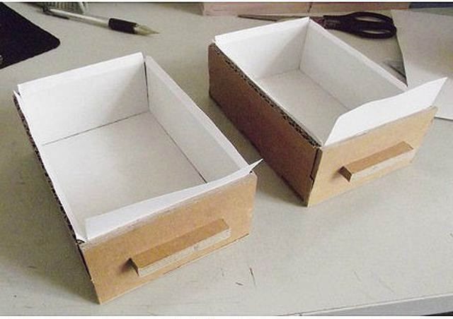 DIY Office Box