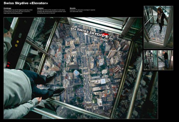 Floor Ads