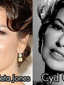 Celebs of Today Who Look Similar to the Stars of the Past