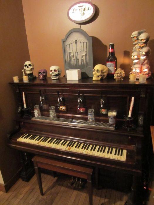 Beer Piano