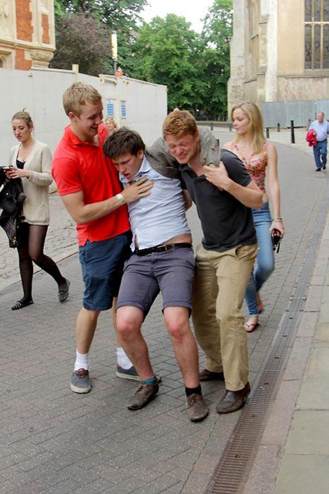 This Is How Cambridge Students Celebrate