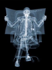 X-ray by Nick Veasey
