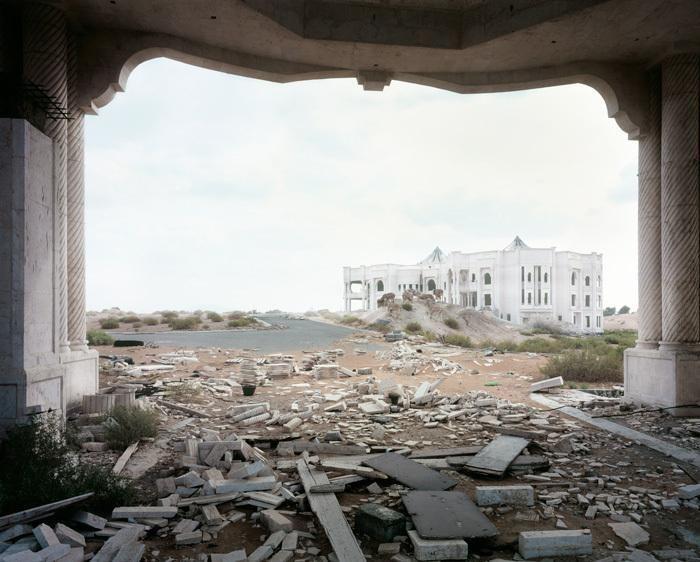 Post-Apocalyptic Dubai