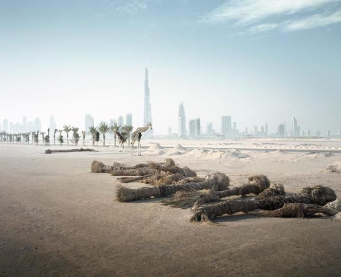 Post-Apocalyptic Dubai
