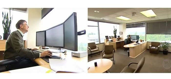 The Desks of Famous Tech CEOs