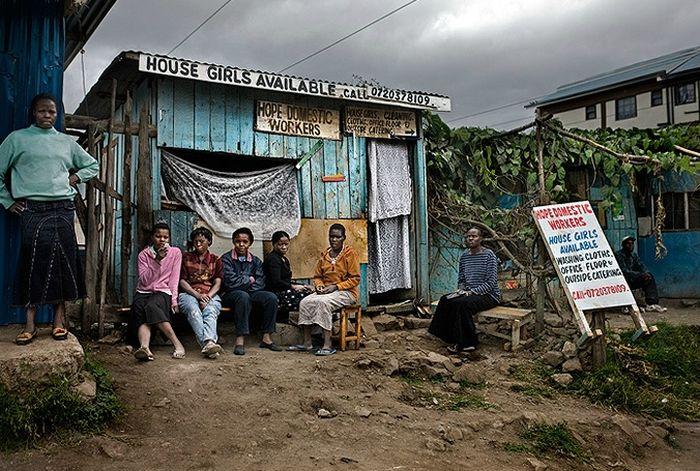 Local Businesses in Nairobi, Kenya