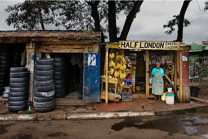 Local Businesses in Nairobi, Kenya