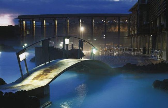 The Blue Lagoon Geothermal Spa