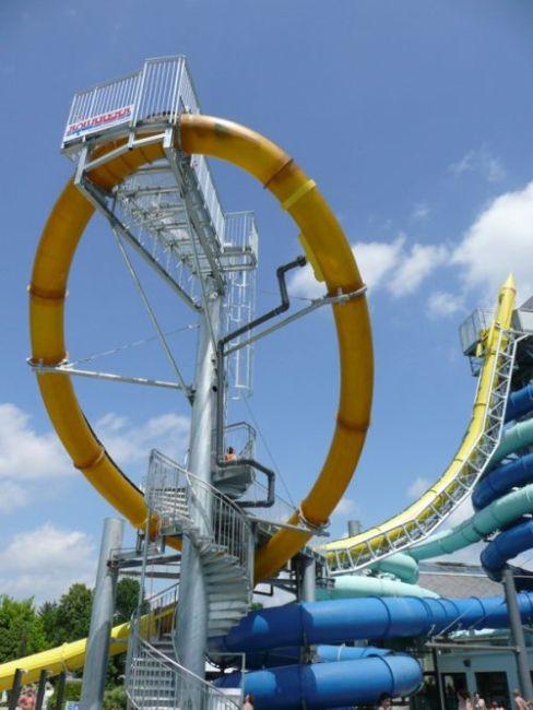 Cool Water Slides