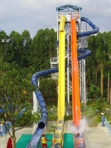 Cool Water Slides