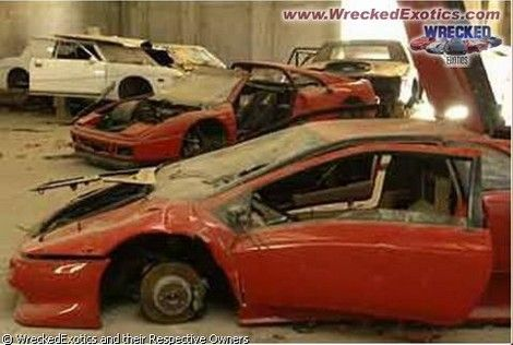 Uday Hussein's car collection