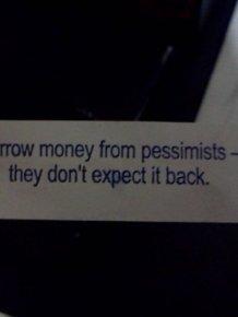 Pieces Of Advice
