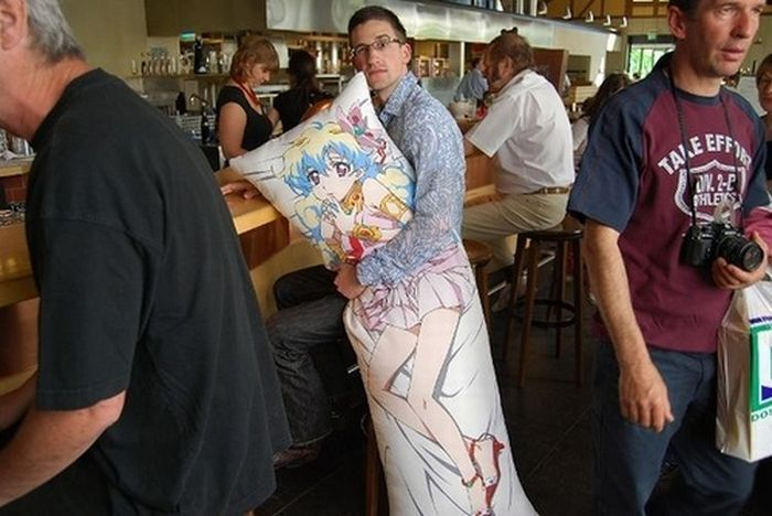 Japanese Love Pillows Dakimakura