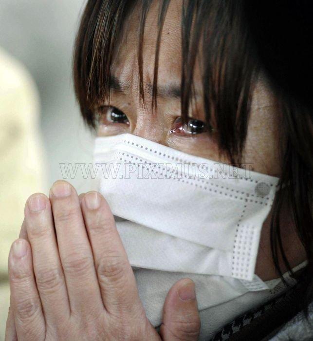 Damaged Fukushima Dai-ichi Nuclear Power Plant