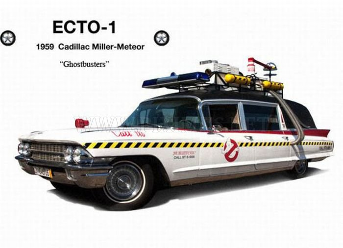 Famous Movie Cars Vehicles