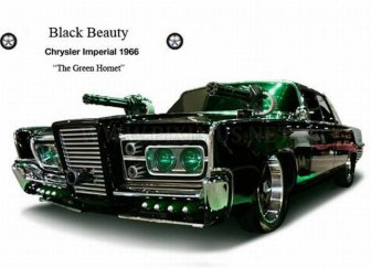 Famous Movie Cars