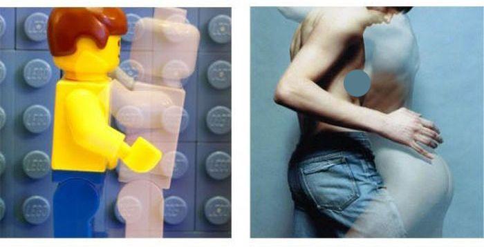Lego Album Covers