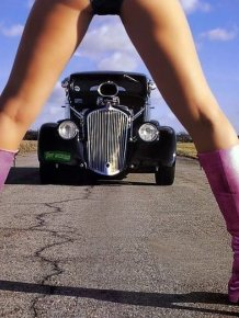Legs and Cars