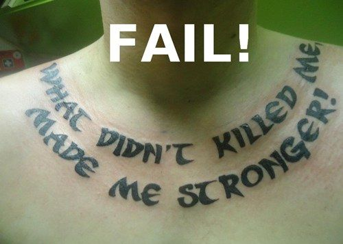 Fail and Win, part 68