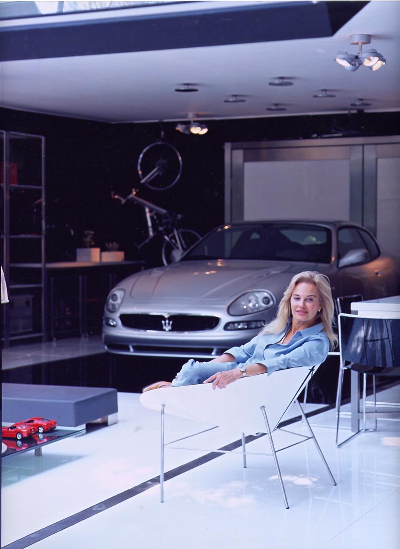 Draem garage by Brunete Fraccaroli