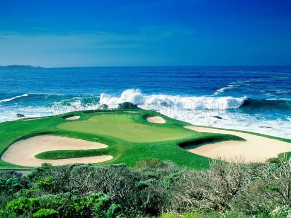 The Most Amazing Golf Courses