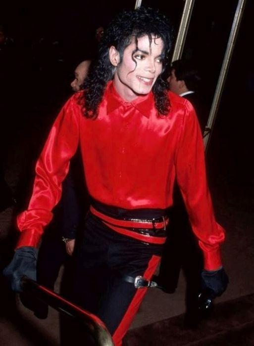 Michael Jackson Through The Years Celebrities