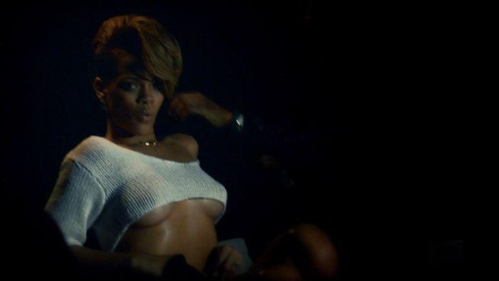 Rihanna in GQ Photo Shooting