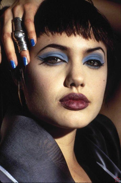 Celebrities in the 90's