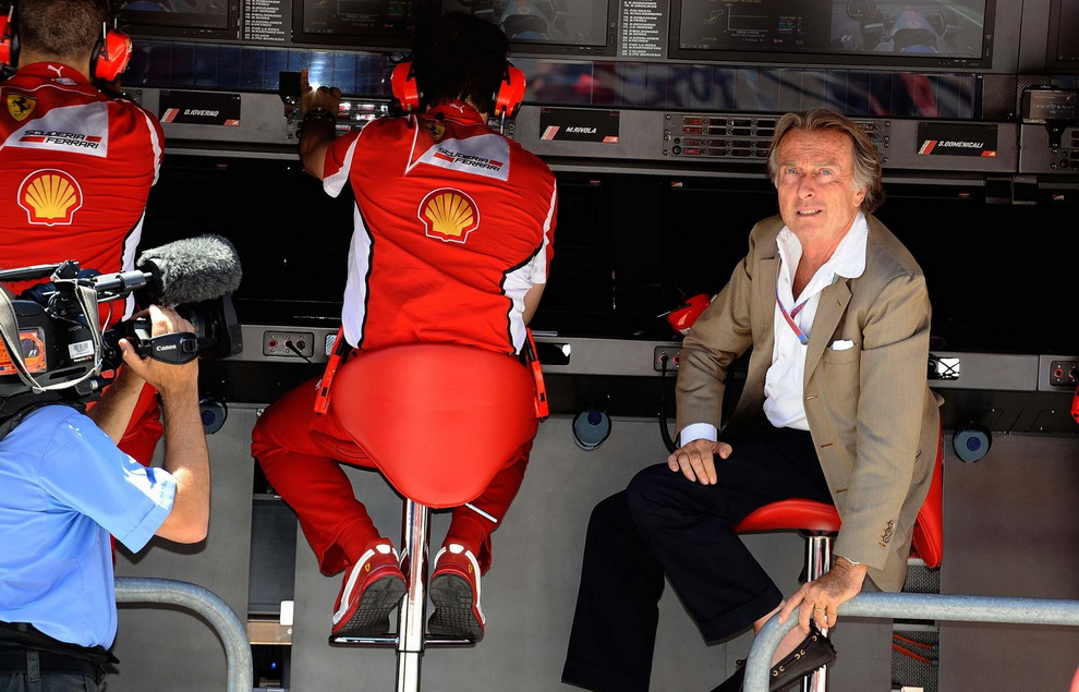 Behind the scenes the F1 Grand Prix of Europe 2012, part 2012